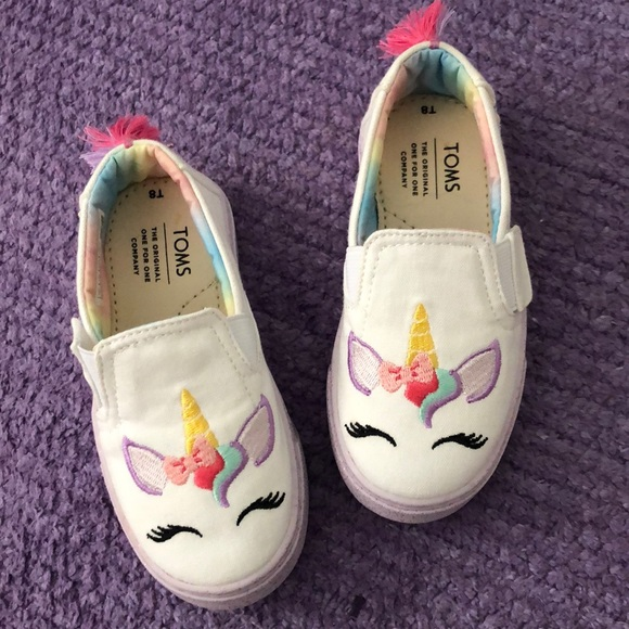 Toms Shoes   Toms Unicorn Sneakers
